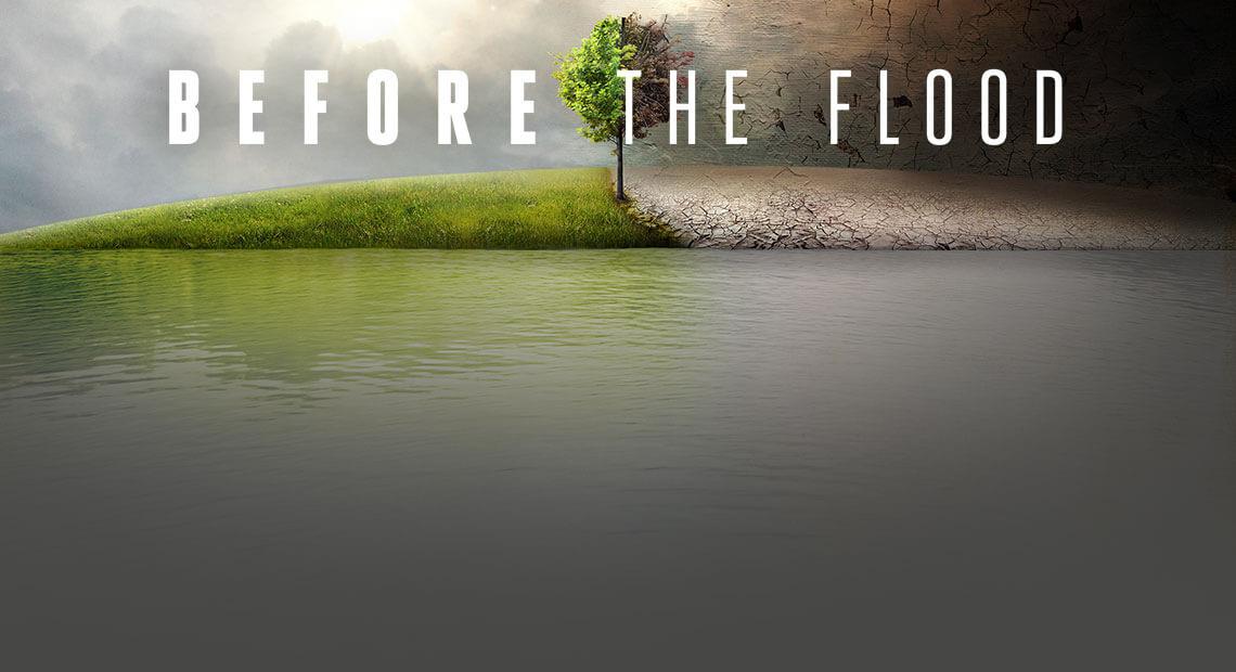 Výsledek obrázku pro before the flood