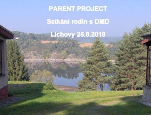 Setkání Parent Projectu 2018