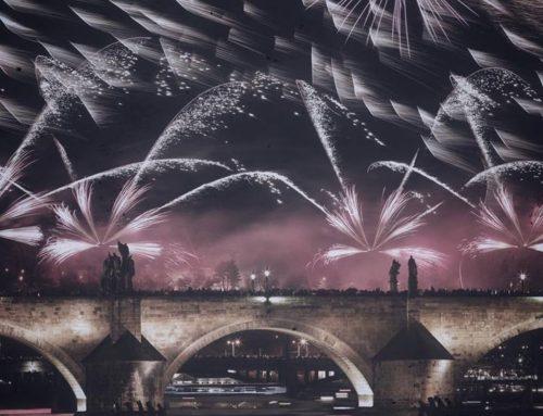 Šťastný nový rok 2019. 🙂