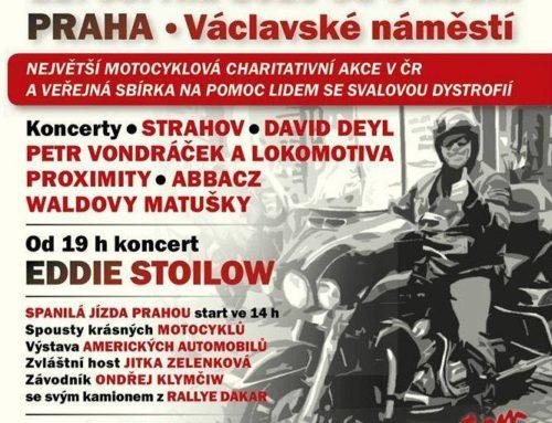 Pozvánka na 11. MDA RIDE (sobota 22.6.)