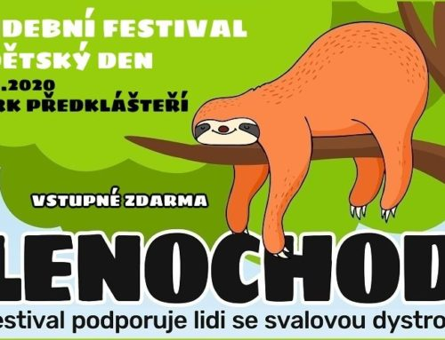 Festival Lenochod bude v roce 2021😉