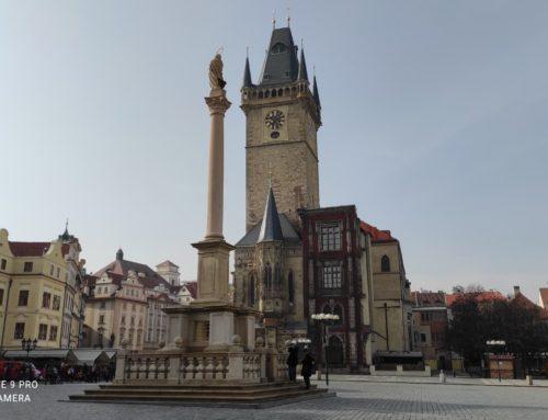 Márty a jeho výlet do Prahy
